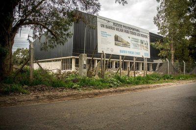 Polideportivo Camet: vecinos llevan más de tres años reclamando por su apertura