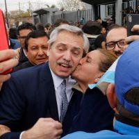 Fernández elige a los gobernadores para dar inicio a la campaña