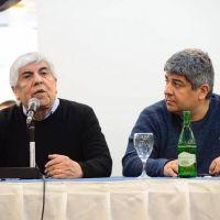Moyano firmó paritarias semestrales y movió el patrón salarial del Gobierno