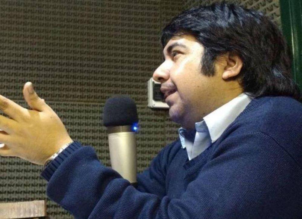 Claudio Ortega encabeza la nómina de candidatos a concejales que acompañan a Javier Gastón