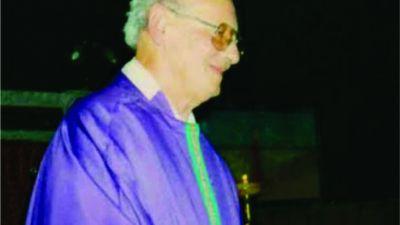 PILA: Sepultarán en la Parroquia los restos del Padre Adolfo Anastasio