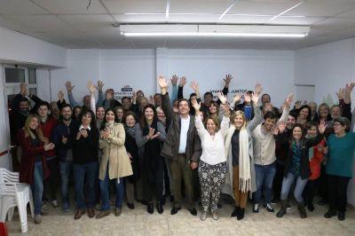 """""""Desarrollar acciones que Tres Arroyos necesita fortalecer"""""""