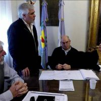 Marcelo Santillán anunció la apmpliación de la red de gas en Chaves