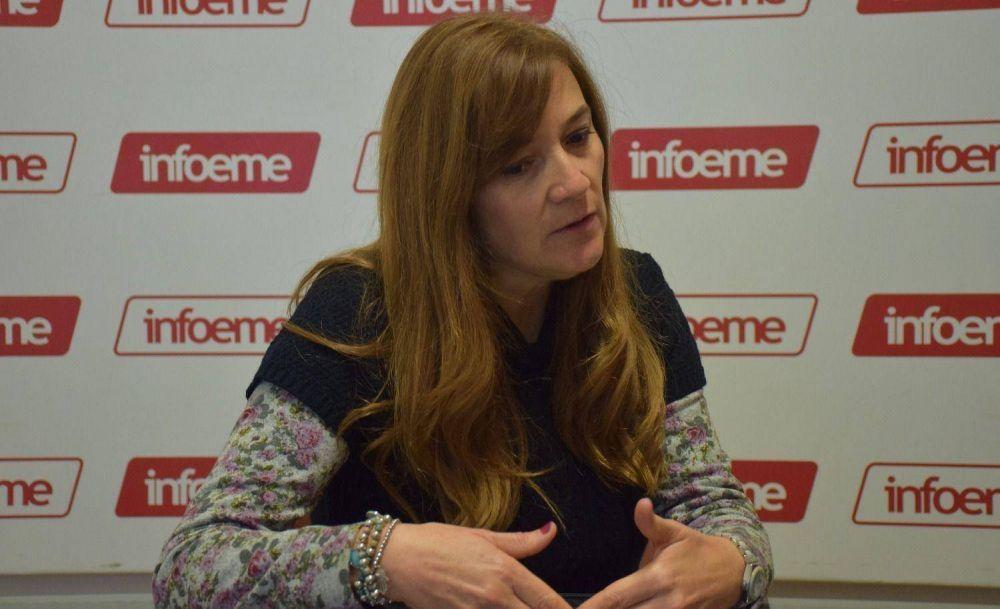 """Claudia Bilbao: """"Sé que me están criticando, pero estoy orgullosa de la decisión que tomé"""""""