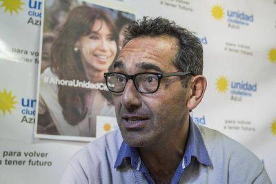 Nelson Sombra es precandidato a intendente por el Frente de Todos