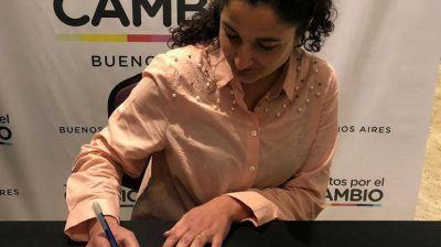 Emilia Palomino, la única bolivarense en las listas seccionales