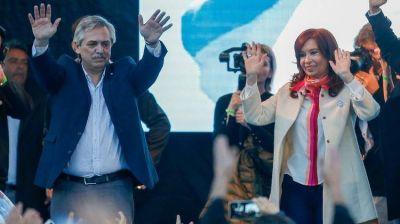 Alberto Fernández se muestra con gobernadores y CFK no ahorra señales: ¿interna a futuro?
