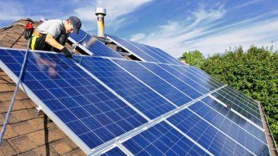 La Plata: por los cortes de luz aumentaron las consultas por paneles solares