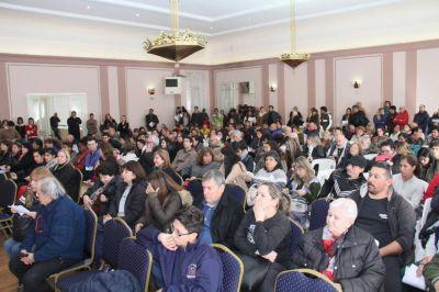 236 familias ya son propietarias por el Plan de Escrituración Social