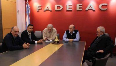 CECHA se reunió con la Cámara de Transportistas de Carga para fortalecer vínculos comerciales