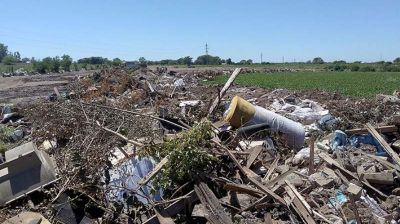 Se receptaron 1.863 kilos de residuos electrónicos