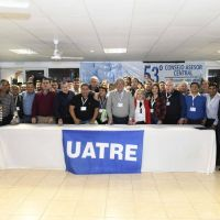 Ramón Ayala viajó a Chaco para cerrar el 53° Consejo Asesor de la UATRE