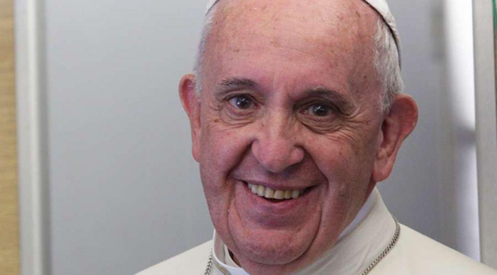 El Papa Francisco cumple hoy 27 años de obispo