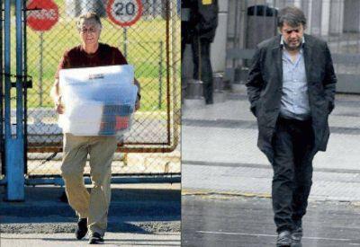 Finalizó la lectura de la acusación en el juicio a Echegaray, Cristóbal López y De Sousa