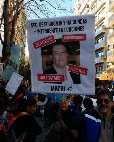 """El municipio aclara que no se eliminó la bonificación """"y los docentes municipales cobran más"""""""