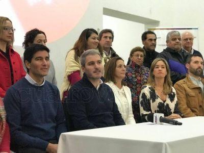 """Gonzalo Diez: """"Una planta hormigonera"""" para que cada """"establecimiento de salud y educativo"""" tenga asfalto"""