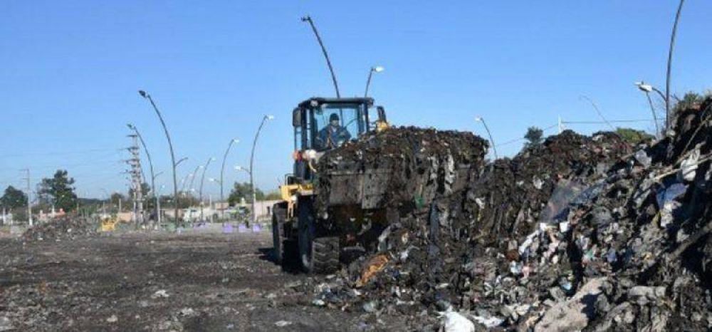 La Municipalidad De La Capital Retiró Más De 250 Toneladas De Basura De Los Márgenes Del Río Salí