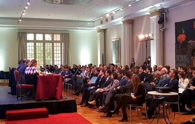 Encuentro anual de financiamiento de proyectos de inversión en energías renovables en Argentina