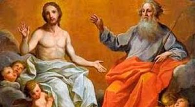 ¿Qué significa en el Credo que el Hijo está sentado a la derecha de Dios Padre?