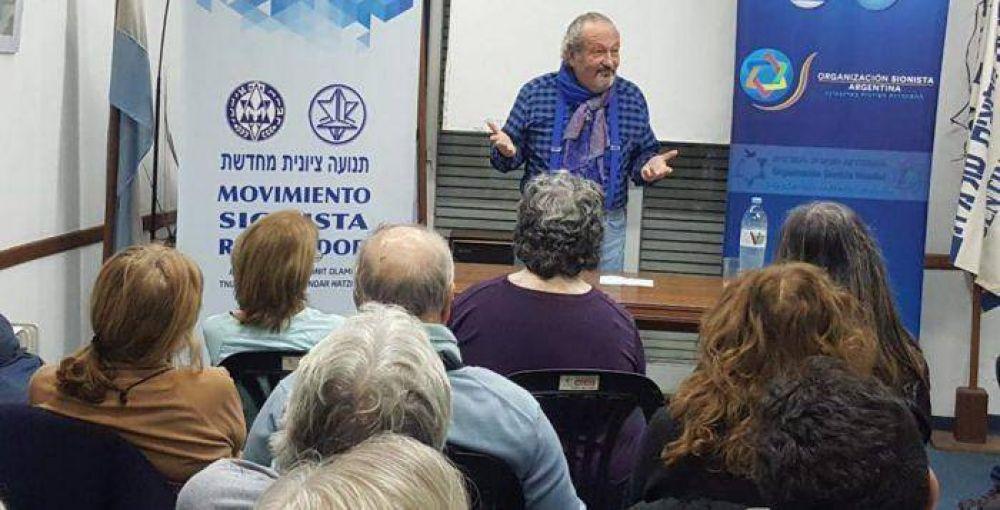 El Movimiento Sionista Renovador organizó el segundo encuentro del ciclo de reflexión 2019