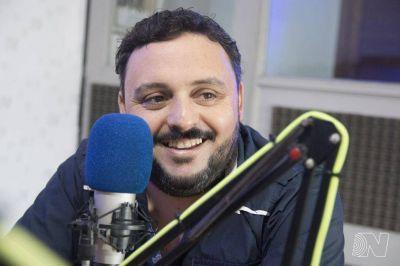 """Luciano Lescano: """"La lista la hizo López, si hay una victoria es de él y una derrota también"""""""
