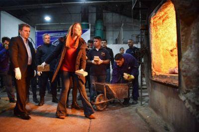 Los principales candidatos pisan el acelerador: Vidal le apunta a la droga, Kicillof a la economía