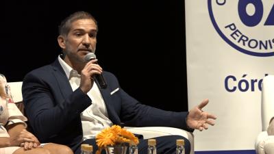 """Guillermo Borelli: """"Vivimos como trabajadores y trabajamos para el afiliado"""""""