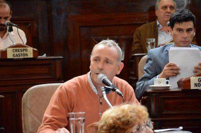 """Si no arreglan el cable de Dock Sud el apagón se puede repetir"", advirtió Cristian Vander"