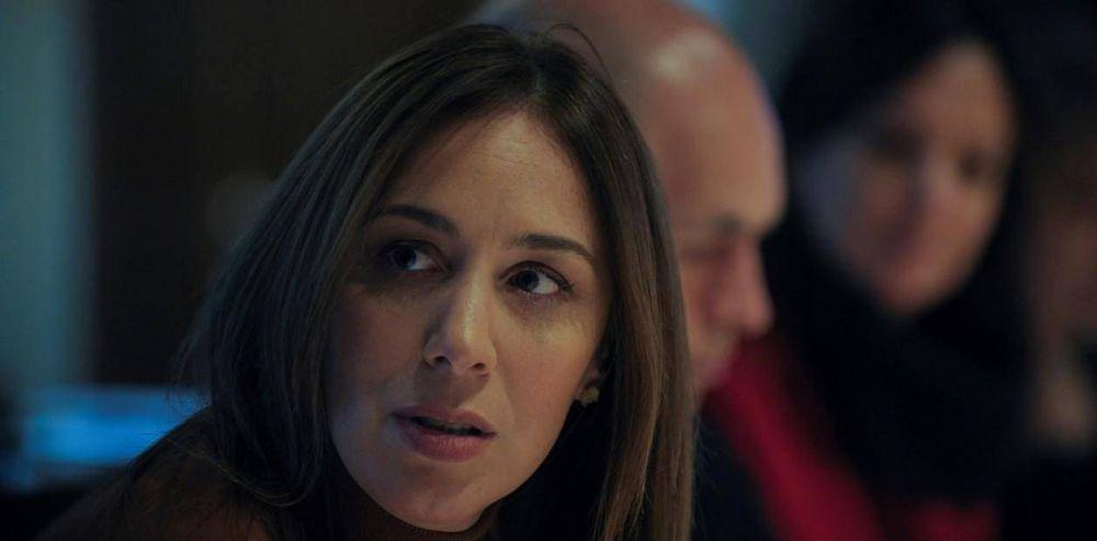 María Eugenia Vidal, entre la urgencia electoral y su sorpresa ante la insólita crítica de Cristina Kirchner