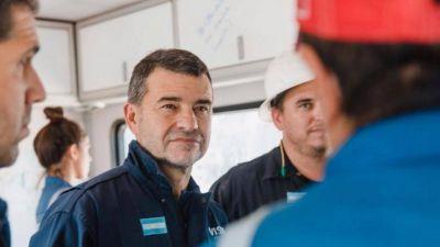 Galuccio crea Aleph, la primera compañía de midstream enfocada en shale