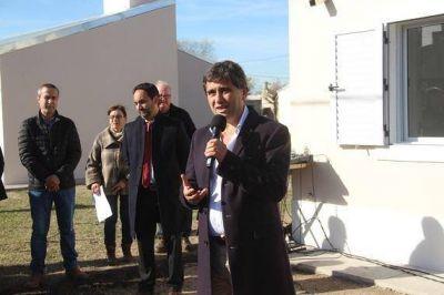 Lobería: Ya recibieron sus viviendas otras 8 familias