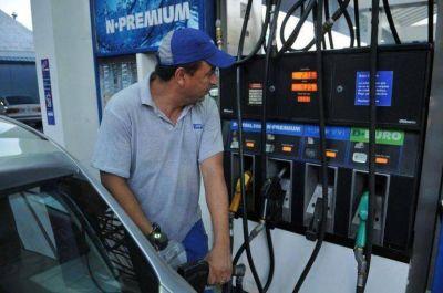 YPF aumentó un 2,50% las naftas y 1,75% el gasoil
