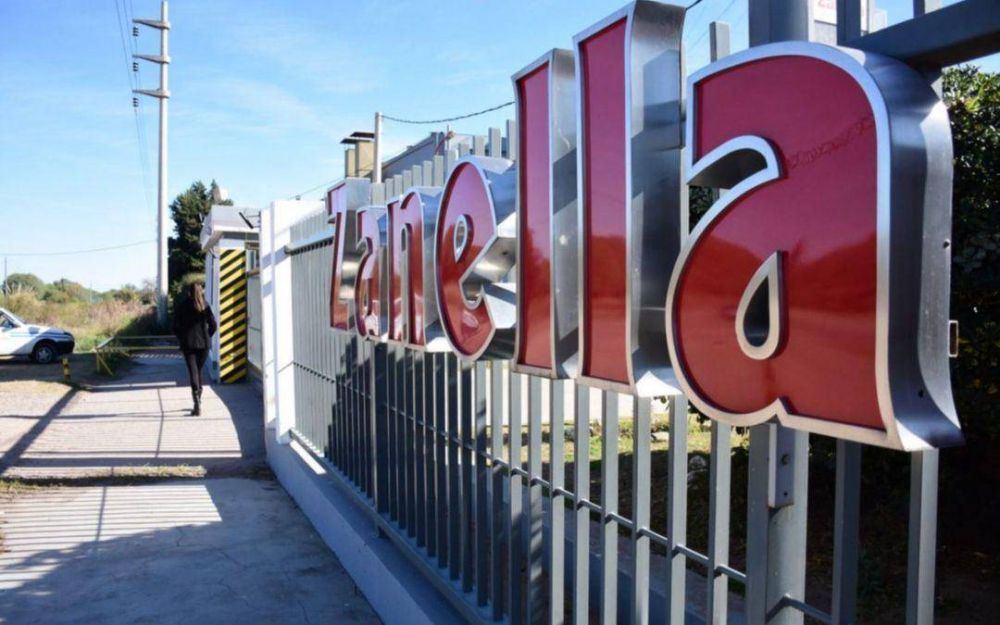 Tras cerrar en Mar del Plata, Zanella despidió la mitad de su personal en San Luis