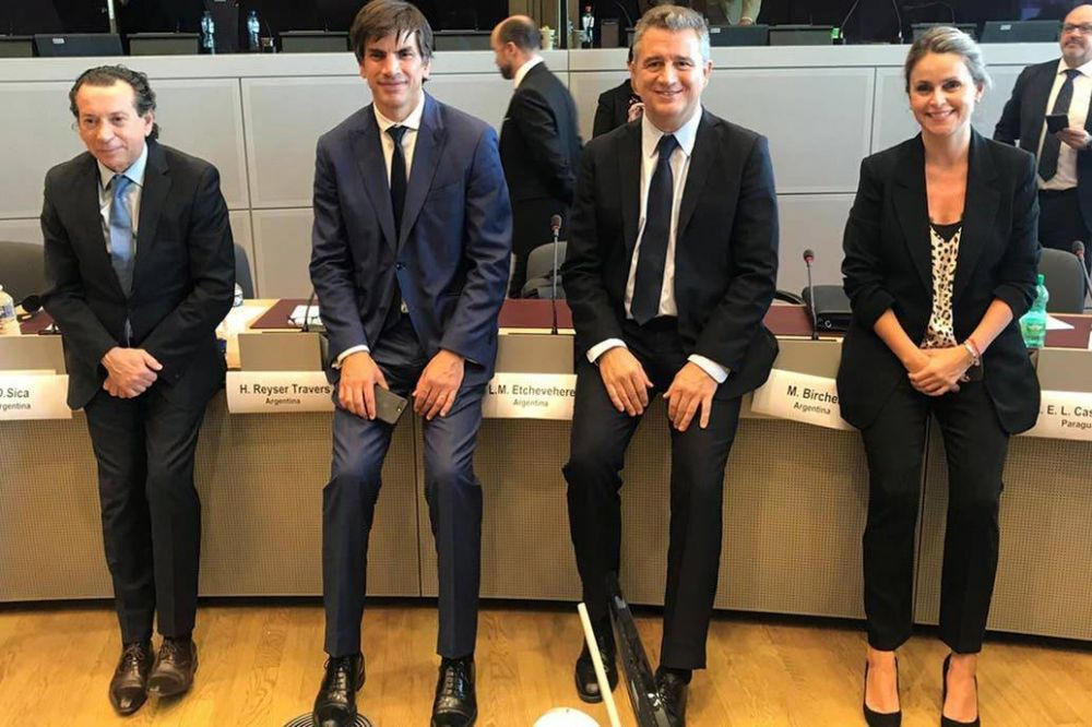 La UIA planteó sus dudas al Gobierno por el acuerdo Mercosur-UE