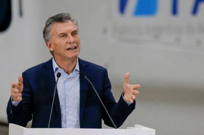 Macri pidió un plan para activar los primeros 100 días de gobierno si es reelegido