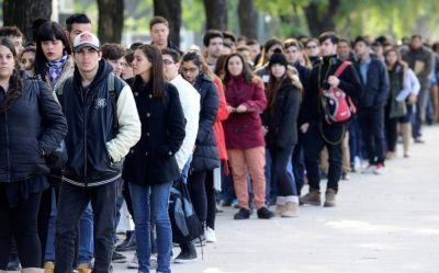 En medio del crecimiento de la desocupación, llega la Feria Conectamos Trabajo a Olavarría