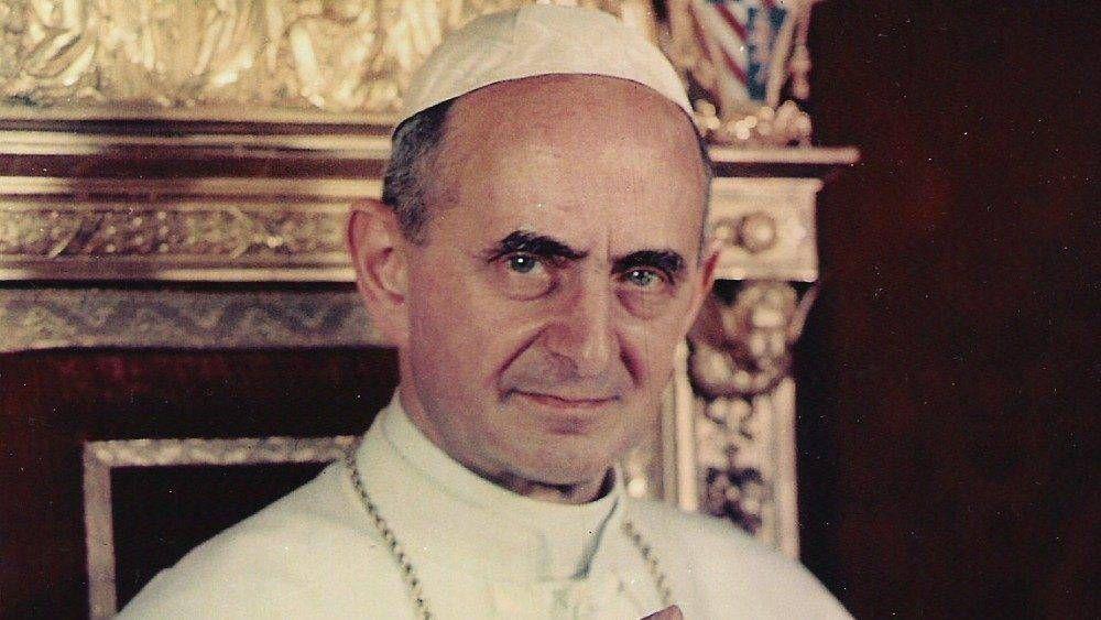 Esos nueve fragmentos de huesos que el Papa Montini quería a su lado