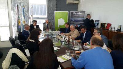 Fortalecimiento institucional y transparencia en la gestión de Puerto Quequén