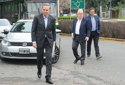 Pichetto, molesto con los dichos de Carrió sobre Emilio Monzó