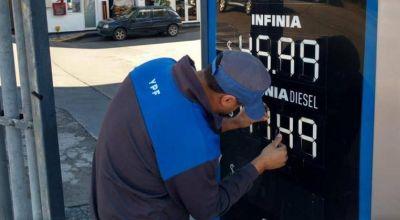 """Desde FECRA lamentan la nueva suba de precios de los combustibles: """"Nos sorprendió el aumento"""""""