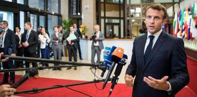 Francia advierte que no está preparada aún para ratificar el acuerdo Mercosur-Unión Europea