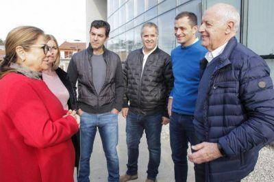 Todos los candidatos a legisladores seccionales del frente electoral que encabeza Roberto Lavagna