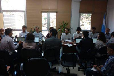 Avanza el diagnóstico del PGR sobre obras hídricas de saneamiento en la ciudad