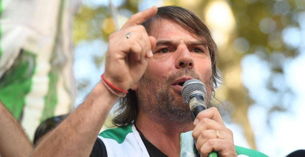 Arrancó la campaña de ATE Capital y apuntan a Catalano por