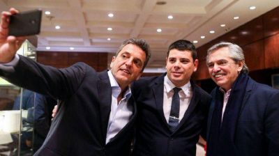 Sin Cristina, Alberto Fernández recibió a Massa y Kicillof para definir la campaña bonaerense