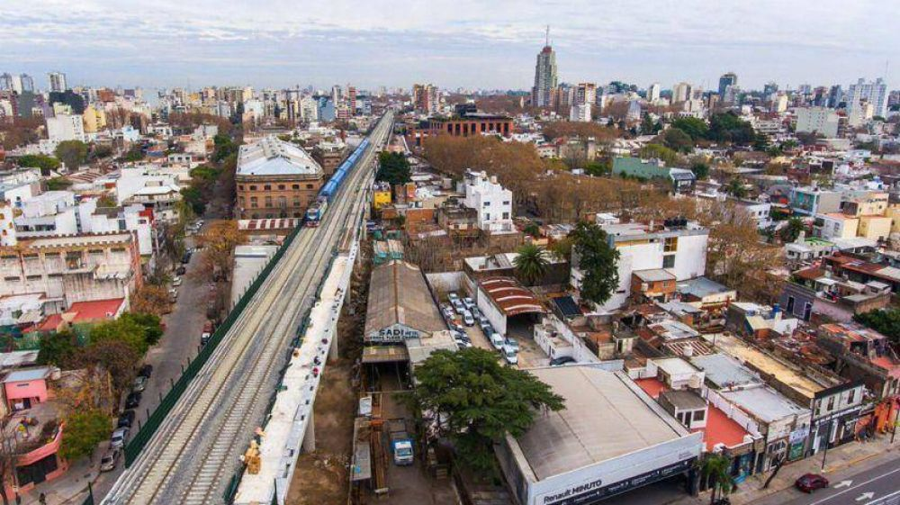 El Viaducto San Martín está terminado y ya tiene fecha de inauguración