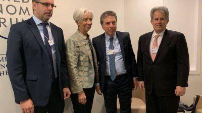 El Gobierno dice que la llegada de David Lipton no cambia el acuerdo con el FMI