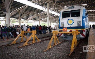 En dos años, el personal ferroviario de Mar del Plata se redujo en un 40%