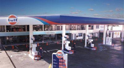 Gulf inauguró su primera Estación de Servicio con nueva imagen
