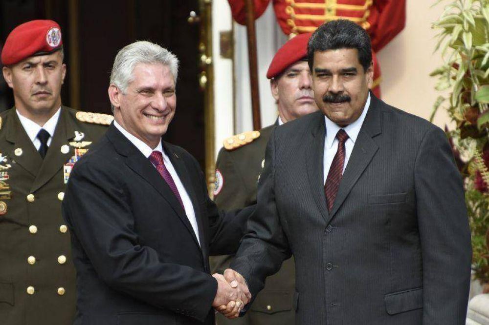 Estados Unidos aplicó nuevas sanciones a Cuba por importar petróleo venezolano